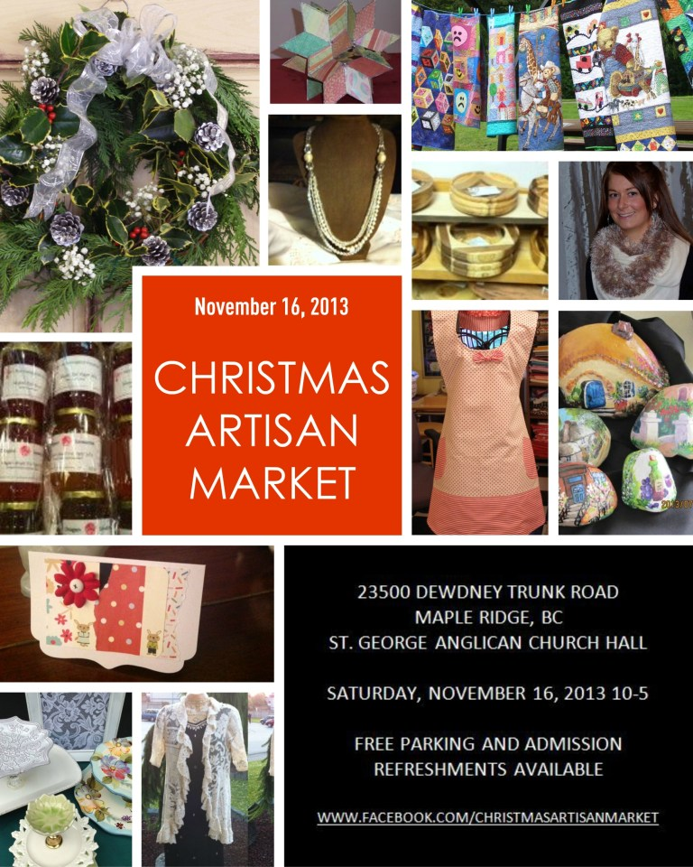 The Promotion People - Artisan Market Poster