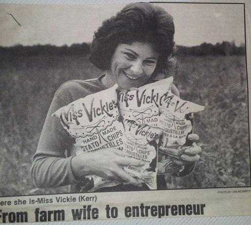 Miss Vickie