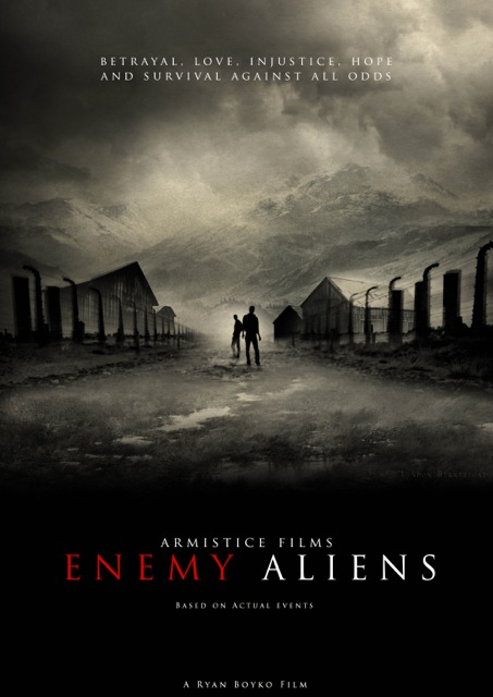 ENEMY ALIENS large
