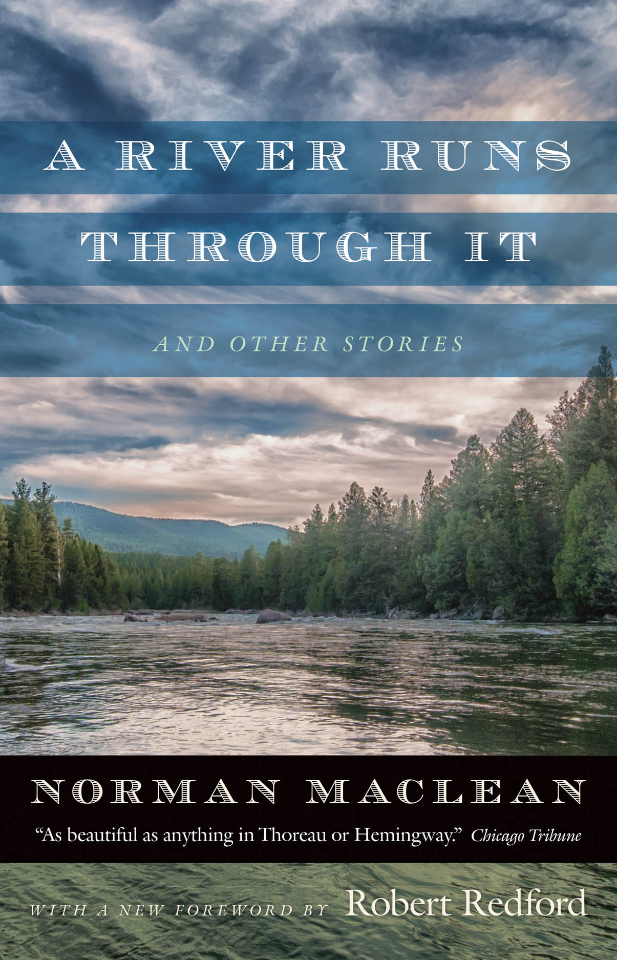 Image result for a river runs through it book