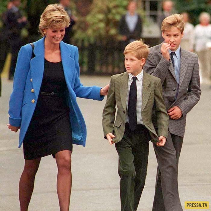 Принцесса диана ее семья. Принцесса Диана: биография, личная жизнь, семья, муж, дети — фото