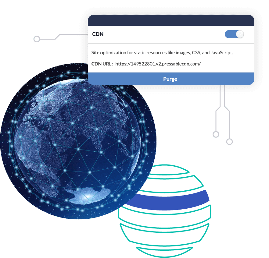 Free Global Content Delivery Network (CDN) | Pressable
