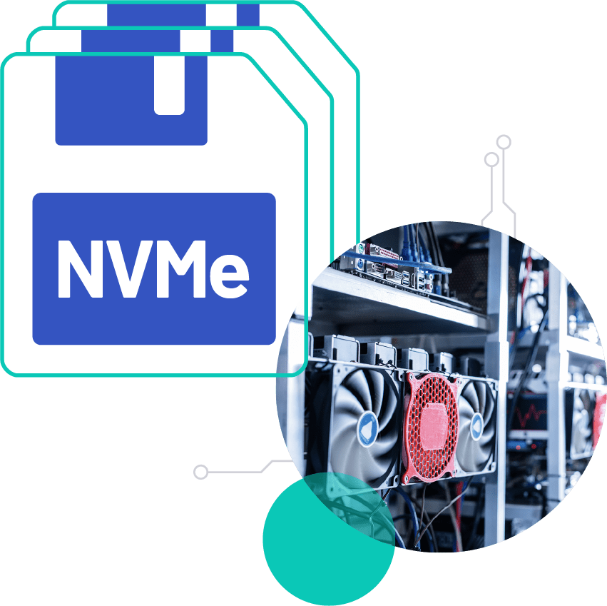 NVMe Server Infrastructure | Pressable