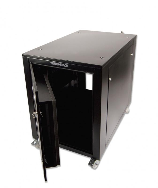 toughrack produces dust proof servers