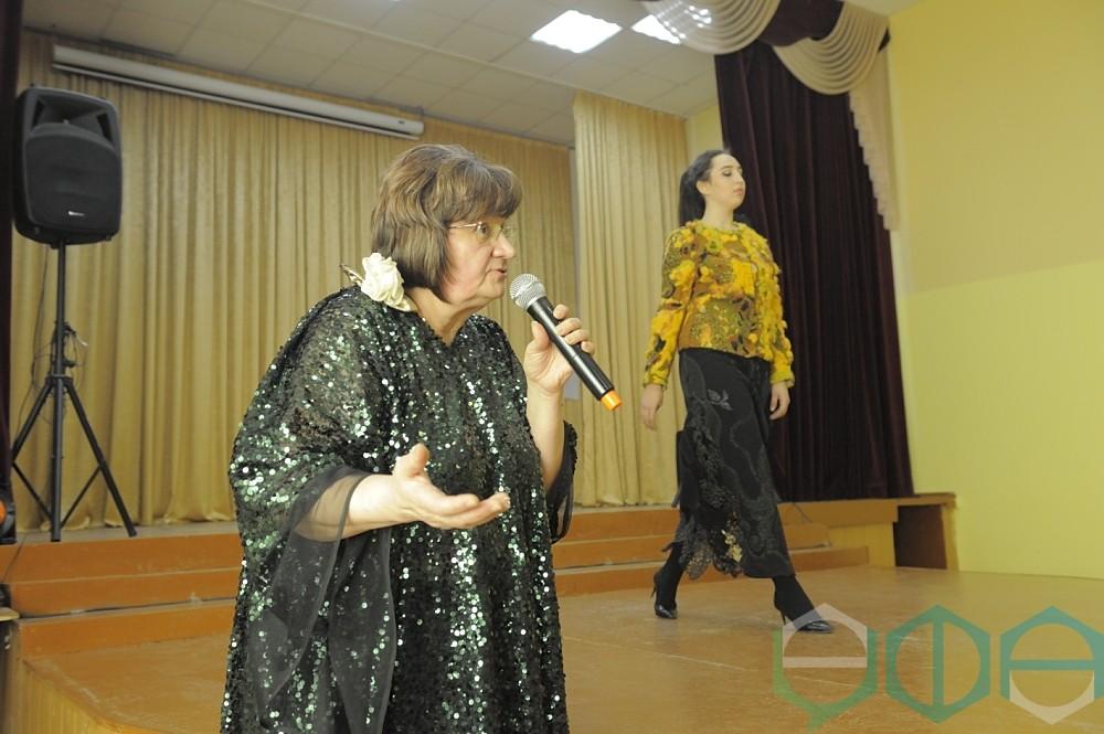 Студенческий театр моды «Новое поколение» представил в Уфе две коллекции