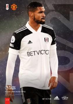 Fulham v Man Utd cover