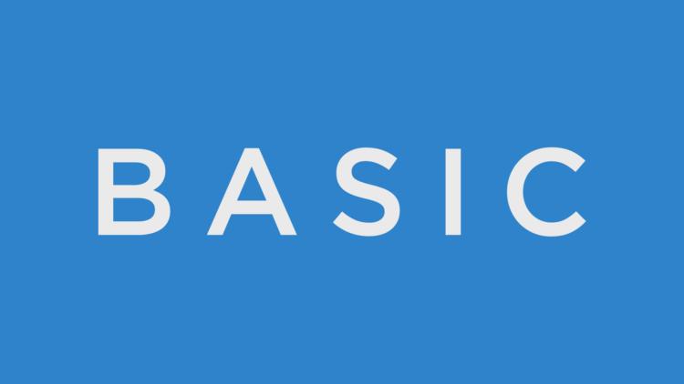 BASIC : Bahasa Pemrograman Komputer