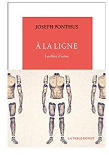 """""""À la ligne"""" Joseph Ponthus"""