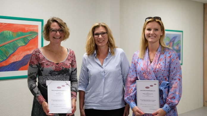 Diplomlederpris - Lene, Birgitte og Tina.JPG