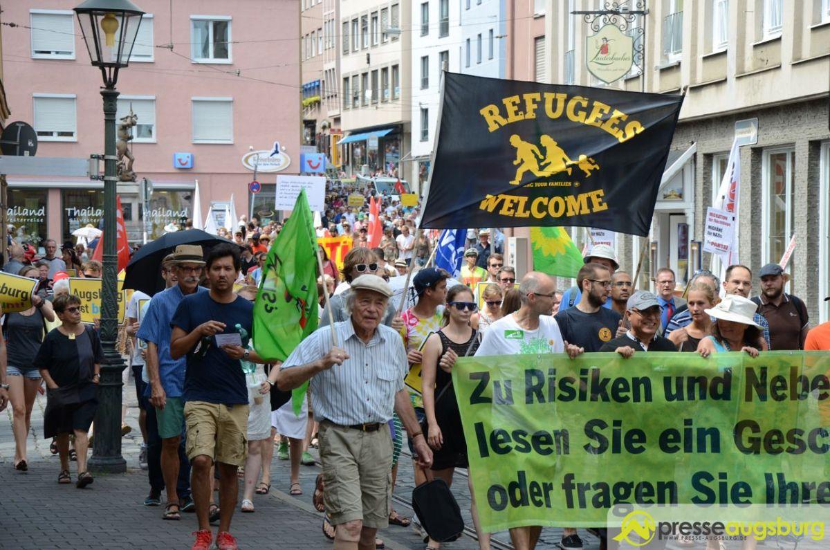 augsburg gegen bayern 2019
