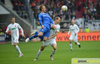 fca_darmstadt_0022 Neustart missglückt! | FC Augsburg verliert auch gegen Aufsteiger Darmstadt FC Augsburg News Sport Bundesliga FC Augsburg FCA SV Darmstadt 98 |Presse Augsburg