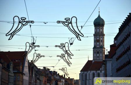 20151124_christkindlesmarkt_001 Bildergalerie | Es weihnachtet in der Fuggerstadt Bildergalerien Freizeit News Augsburger Christkindlesmarkt Augsburger Märchenstraße |Presse Augsburg