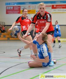 20160302_tsv_mainz_012 Haunstetter Zweitliga-Handballerinnen verlieren auch gegen Mainz Bildergalerien Handball News News Sport FSG Mainz 05/Budenheim TSV Haunstetten Handball |Presse Augsburg