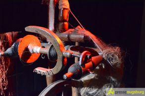 """2016-06-07-Kiste-Handwerker-–-43 """"Wer will Fleißige Handwerker seh'n…""""   Neue Sonderausstellung im Museum bei der Augsburger Puppenkiste Bildergalerien Freizeit Kunst & Kultur News Augsburger Puppenkiste Augsburger Puppenmuseum Die Kiste Handwerk Sonderausstellung  Presse Augsburg"""
