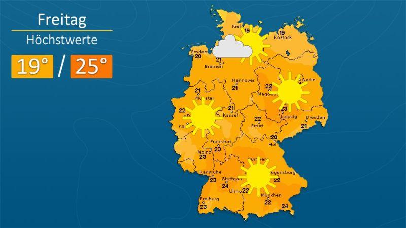 Wetterbericht Für Morgen In Augsburg Deutschland Ytransse