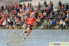 170408_TSVH_THI_021 Ein großer Wurf | TSV Haunstetten Handball sichert sich wichtige Punkte im Abstiegskampf Augsburg Stadt Handball News News Sport FSG Mainz 05/Budenheim TSV Haunstetten Handball |Presse Augsburg