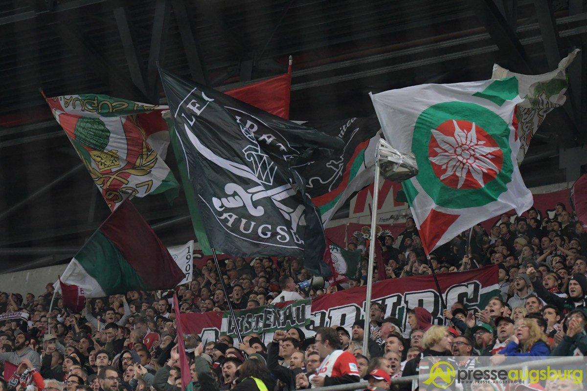 Der Fc Augsburg Will Die 40 Punkte Voll Machen Noch