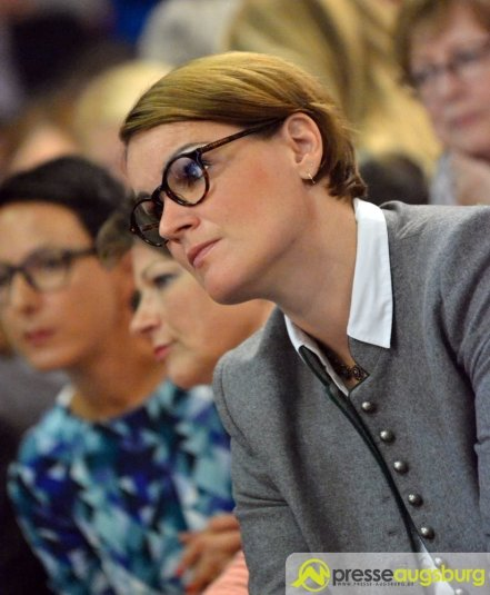 Bürgermeisterin Weber möchte auch das Gögginger Stadtteilzentrum lebendig halten Foto: Dominik Mesch