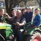 Umwelttag Traktor