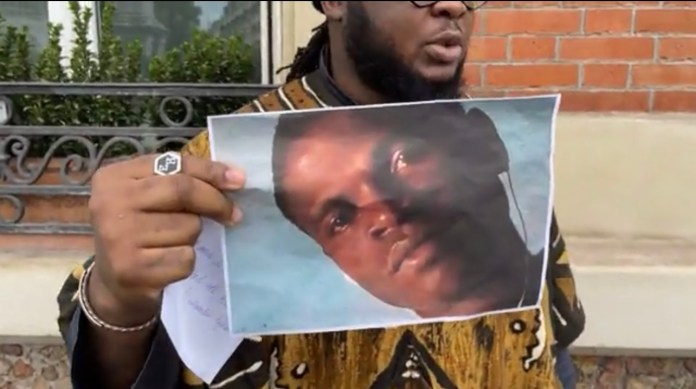 🔴ALERTE : TOGO le militant Kpekperé Passimsowé ( Sadio sade )  à été LIBÉRÉ!