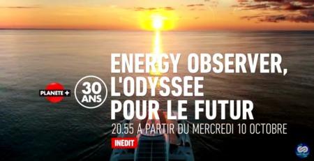 Bande Annonce Energy Observer, L'Odyssée pour le Futur