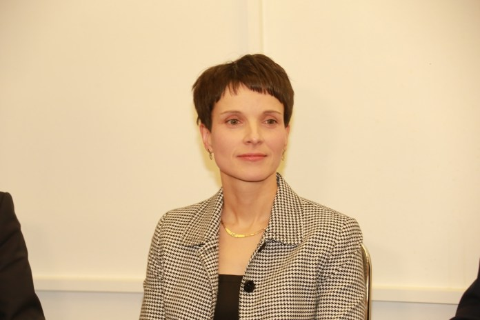 frauke Petry photo