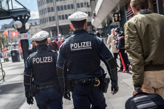 Symbolfoto: Bundespolizei
