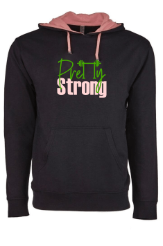 Pretty Strong Pullover