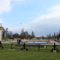 Kensington Gardens, Goodbye London