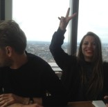 Shoot in London. Long night of fun followed by a very foggy 6am breakfast at Duck & Waffle.