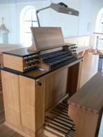 Orgelspieltisch