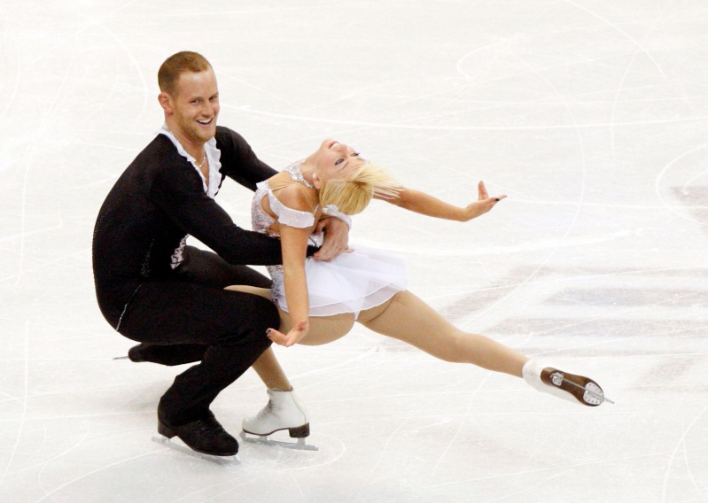 Sport Former Figure Skater Says She Was Abused By Partner