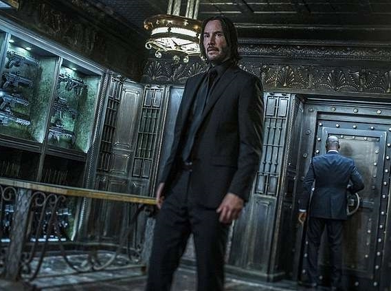 Entertainment John Wick 4 Release Date Confirmed For 2021