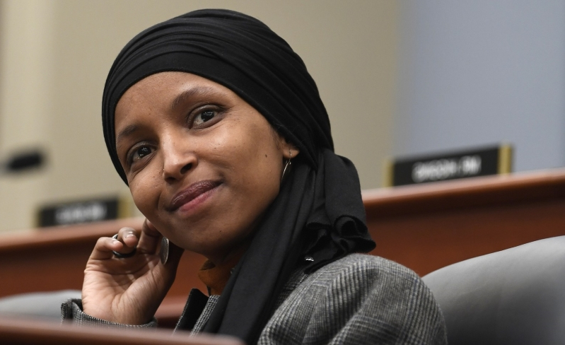 ilhan omar fined