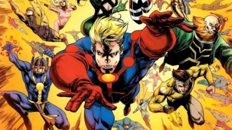 Entertainment Marvels The Eternals movie cast story