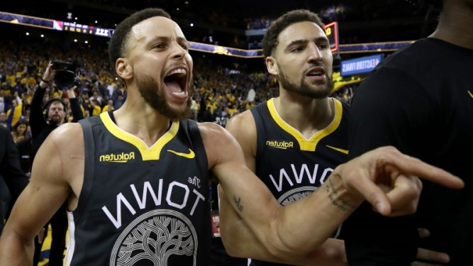 Image result for steph and klay