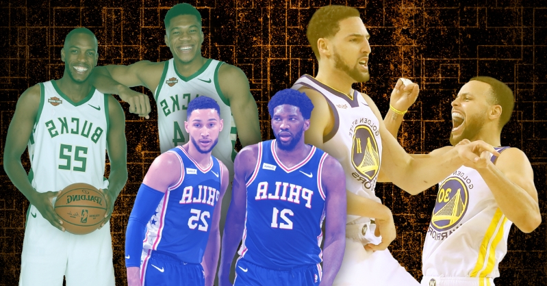 Sport Ranking The Nba S Top Duos Entering The 2019 20