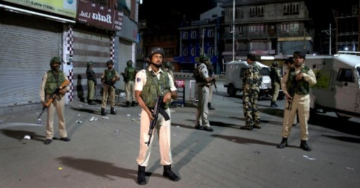 Image result for Fears of unrest as India revokes Kashmir's special status