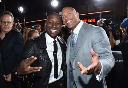 Image result for tyrese the rock