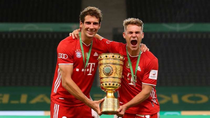 Sport: Bayern stars Kimmich, Goretzka and Sule appear on 'Who wants to be a  millionaire?' - PressFrom - United Kingdom