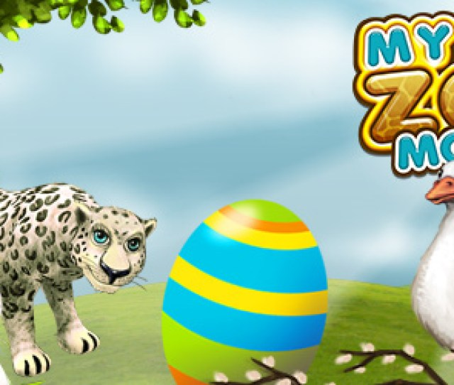 Easter In My Free Zoo Mobile