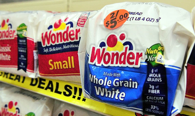 Two Bidders Emerge For Hostess Bread Brands