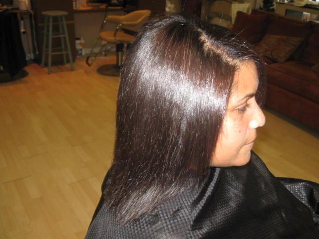Pressing Hair Silk Press Natural Hair