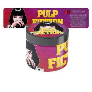 Pulp Fiction Jar Labels