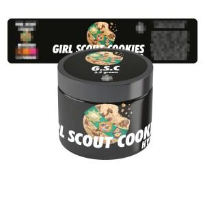 Girl Scout Cookies Jar Labels