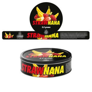 Strawnana-pressitin-labels