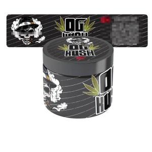 OG Kush Type 2 Jar Labels
