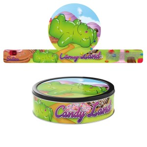 Candy Land T2 Pressitin Labels
