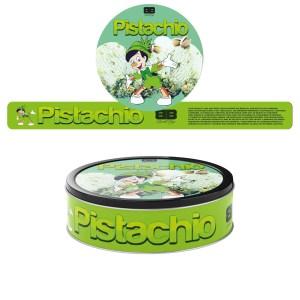 Pistachio Pressitin Labels
