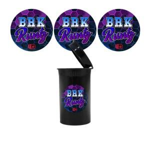 BRK Runtz Slap Stickers